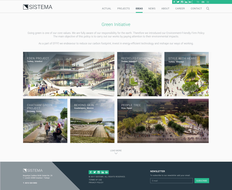 Sistema Teknolojik Yapı - Design and development by Apollo212.com