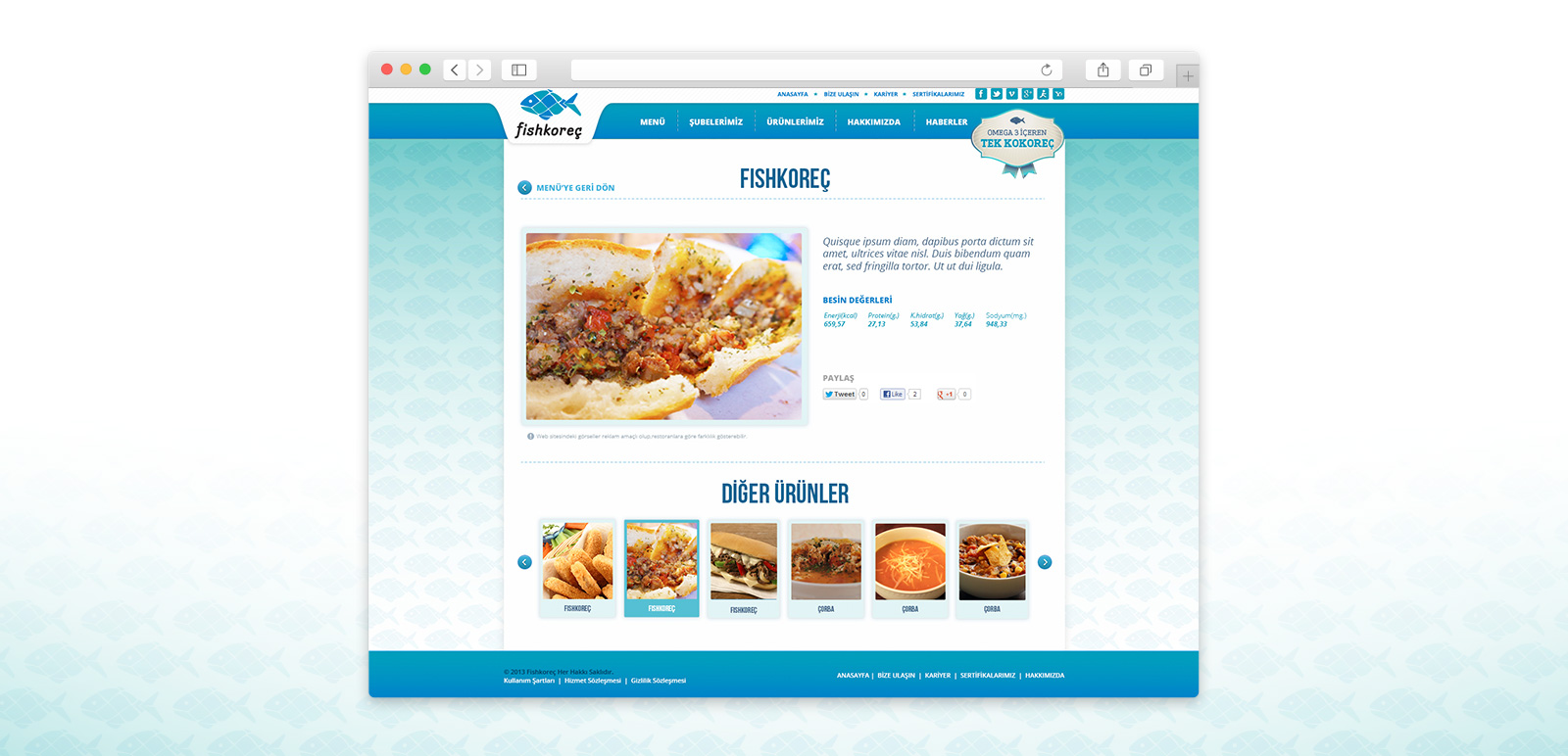 Fishkoreç Website 3