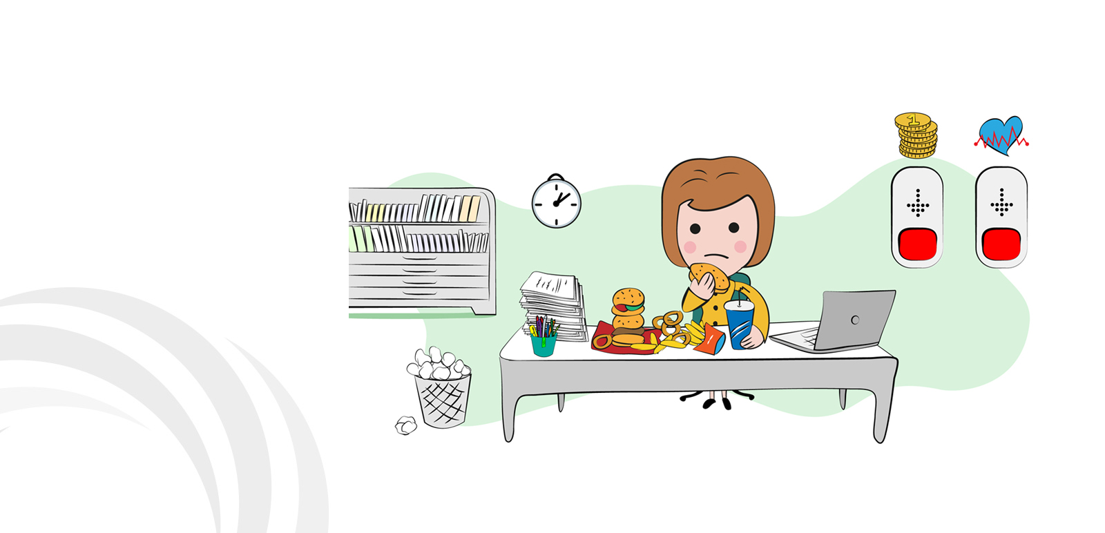 Joyfoodz Animation, Illustration 2