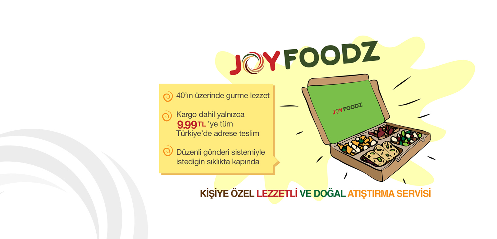 Joyfoodz Animation, Illustration 4