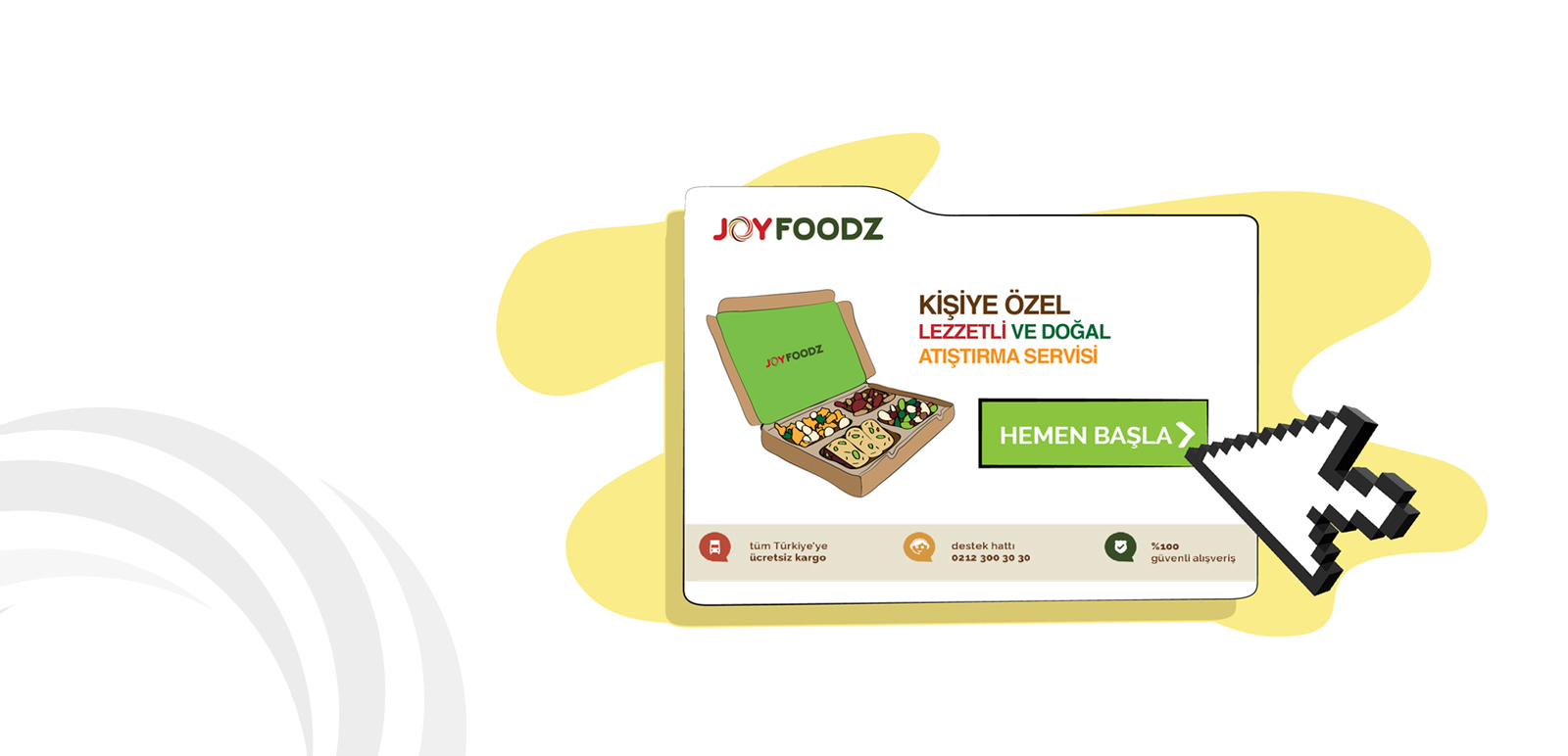 Joyfoodz Animation, Illustration 6