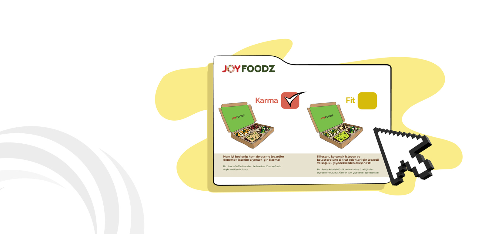 Joyfoodz Animation, Illustration 7