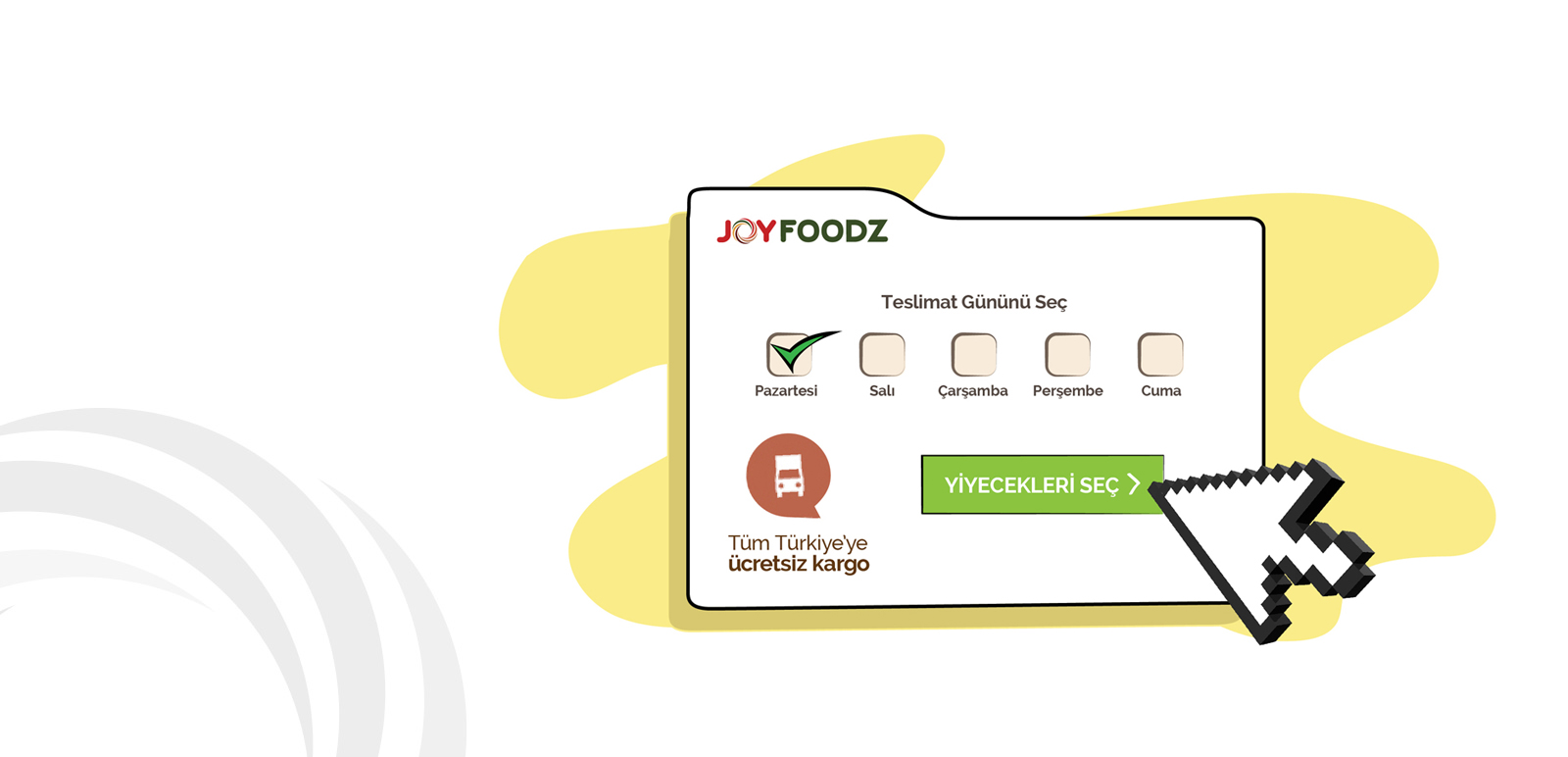 Joyfoodz Animation, Illustration 9