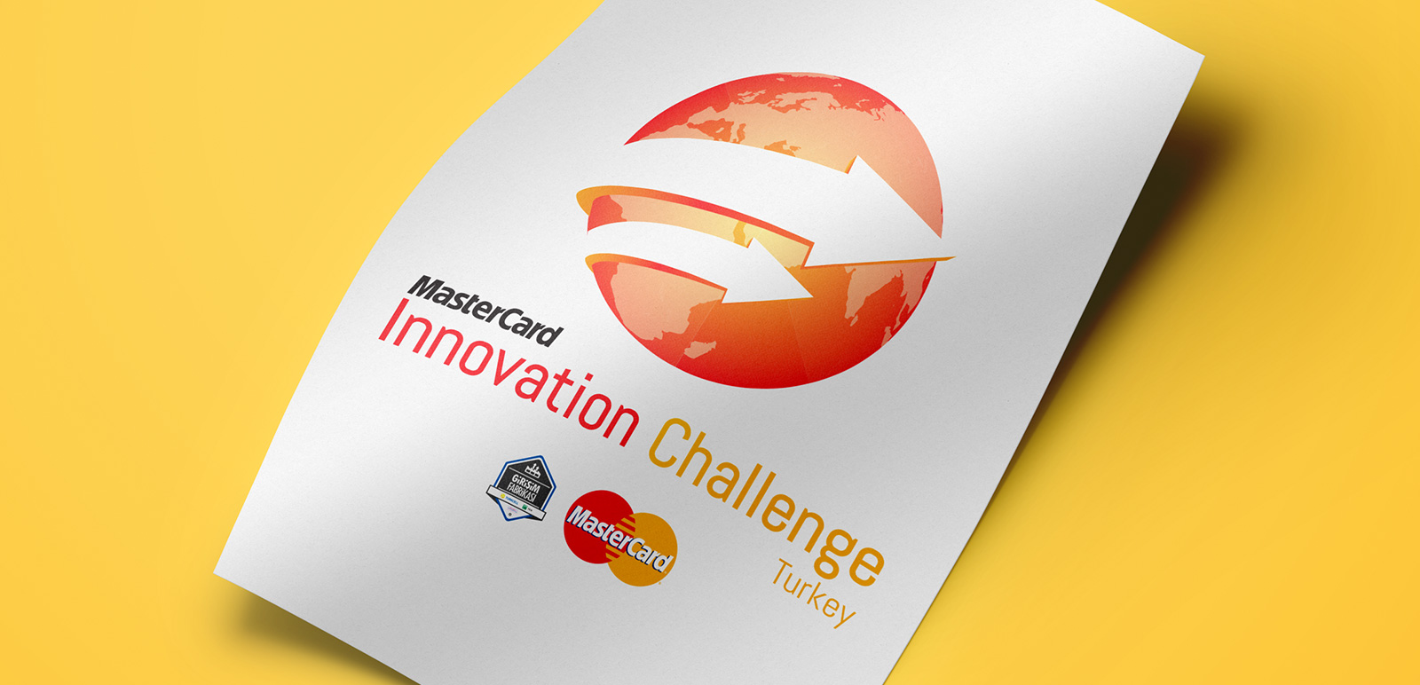 MasterCard Innovation Challenge Logo, Graphic 8