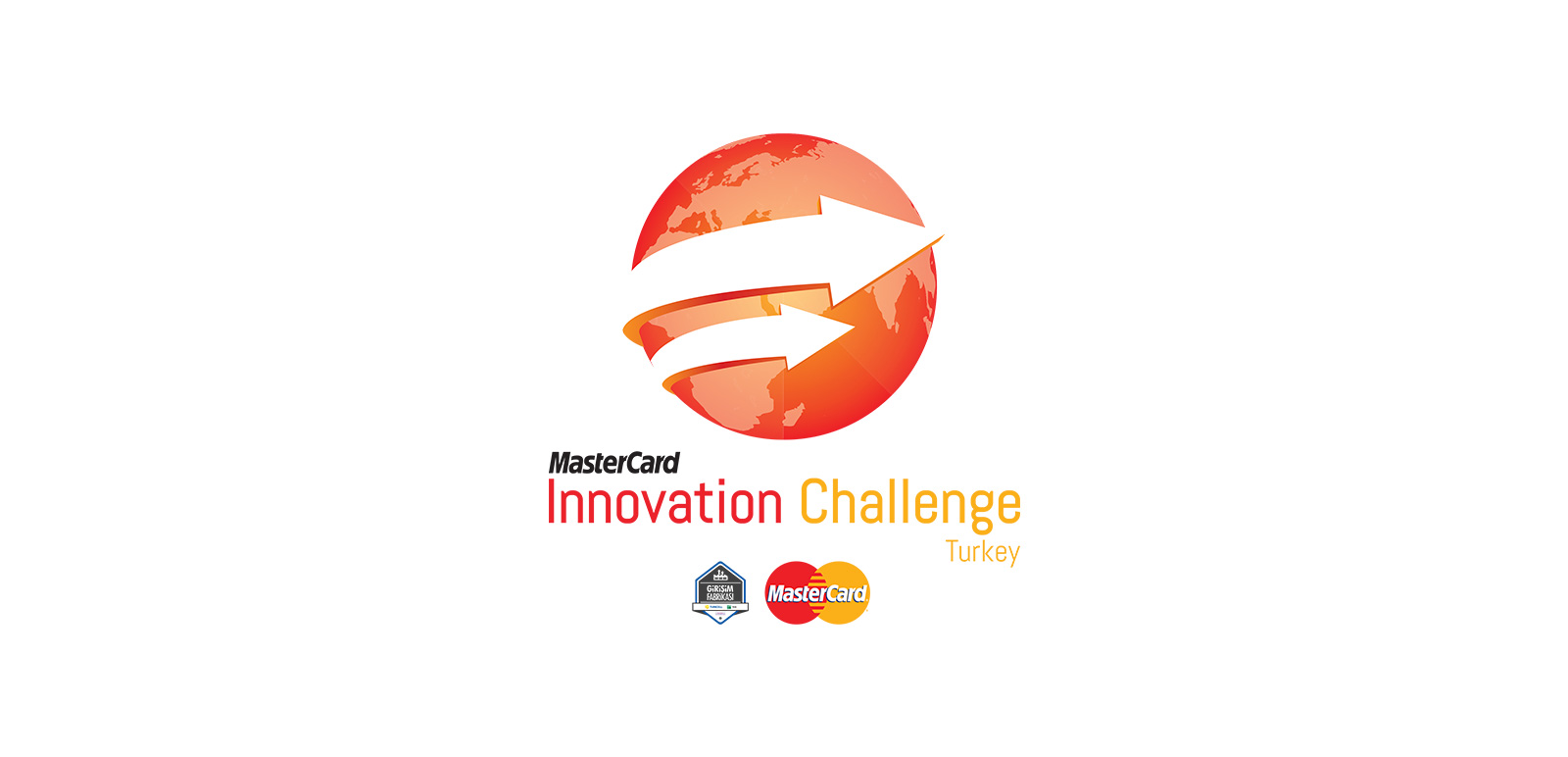 MasterCard Innovation Challenge Logo, Graphic 1