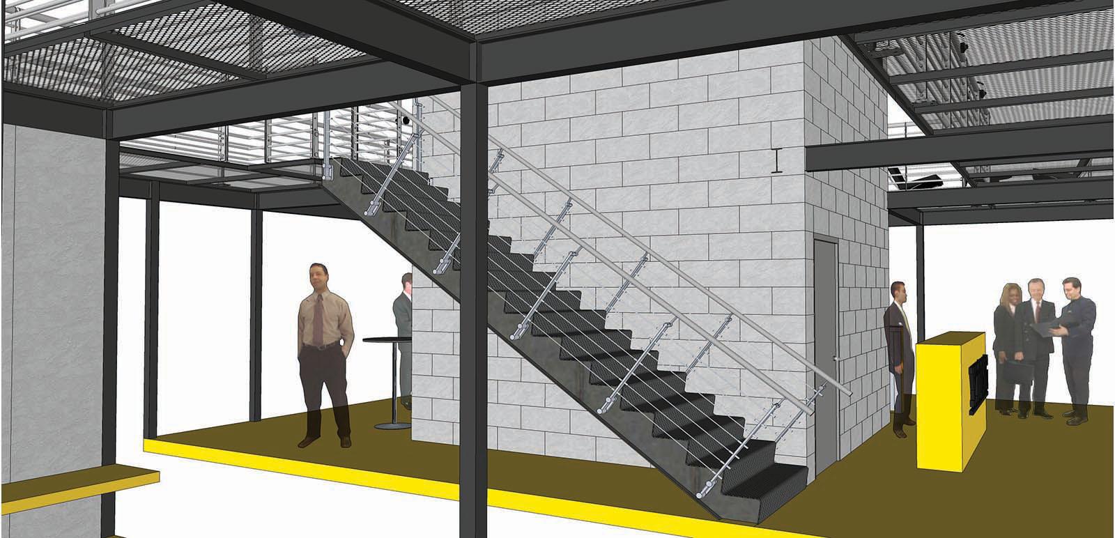 Exhibition Stand Design Competition : Apollo digital architecture